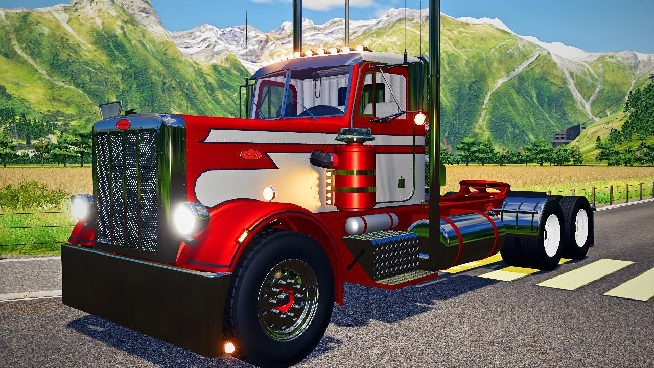 Peterbilt 359 Fs19 Kingmods