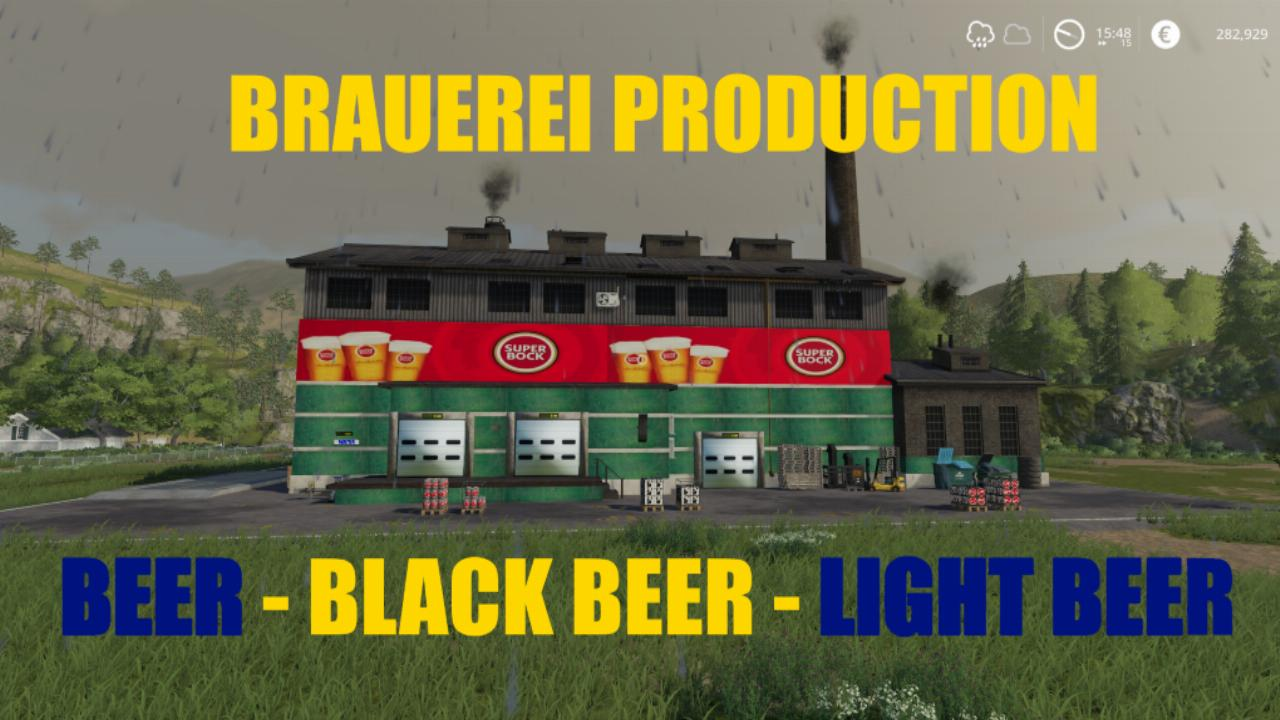 Placeable Brewery