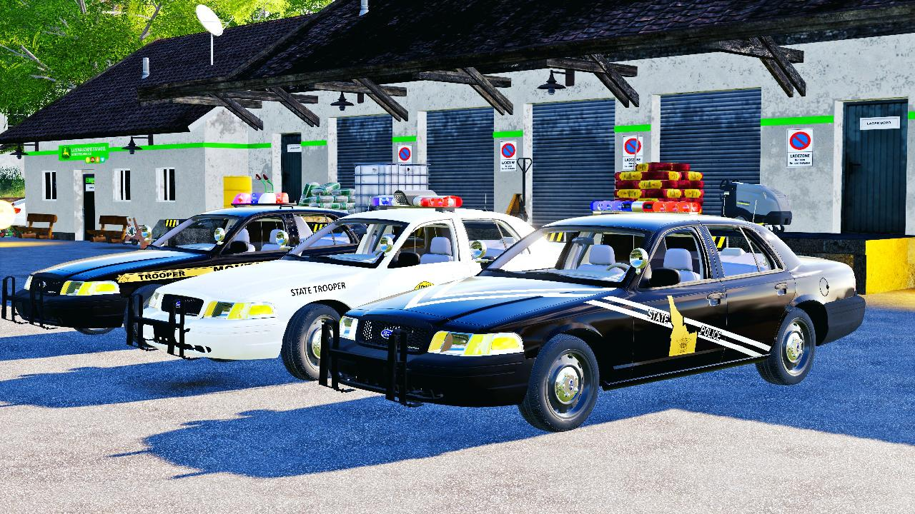 Police Crown Vic
