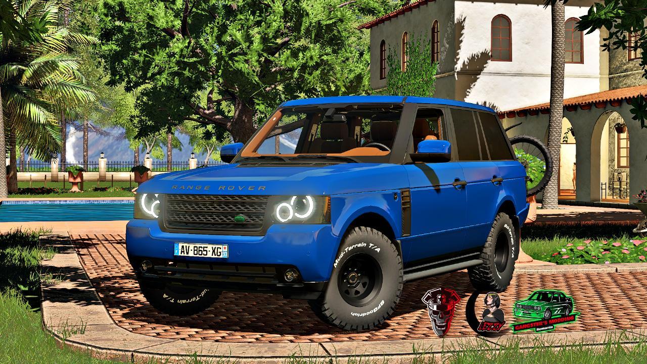 Range Rover Vogue 2011