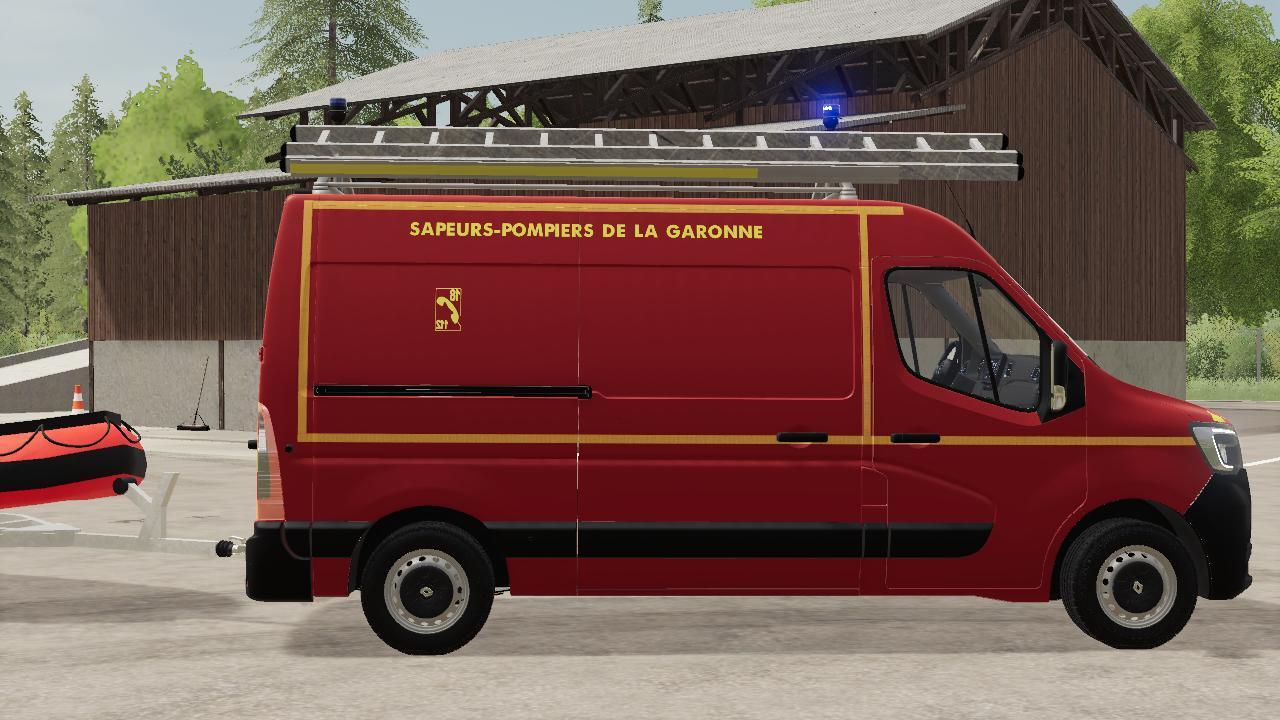 Renault Master IV VTU