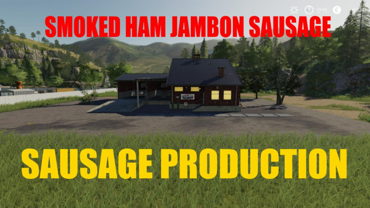 Sausage and Ham Factory
