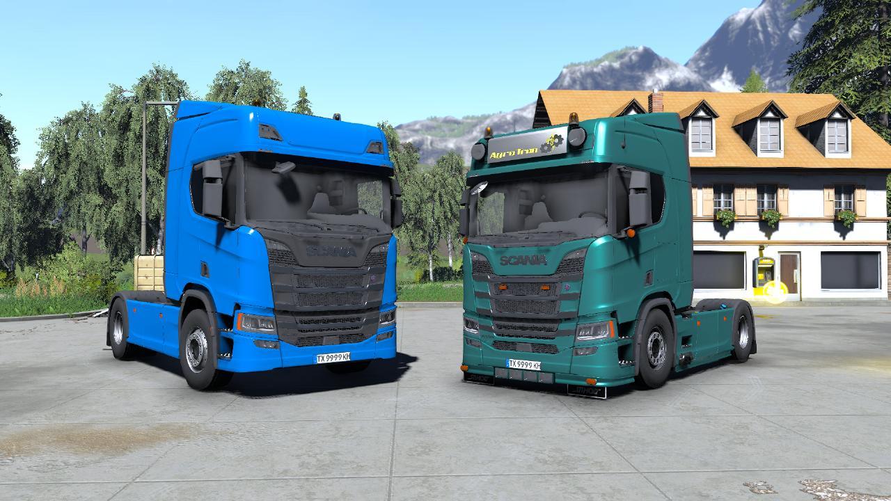Scania Next Gen R Pack V2.0