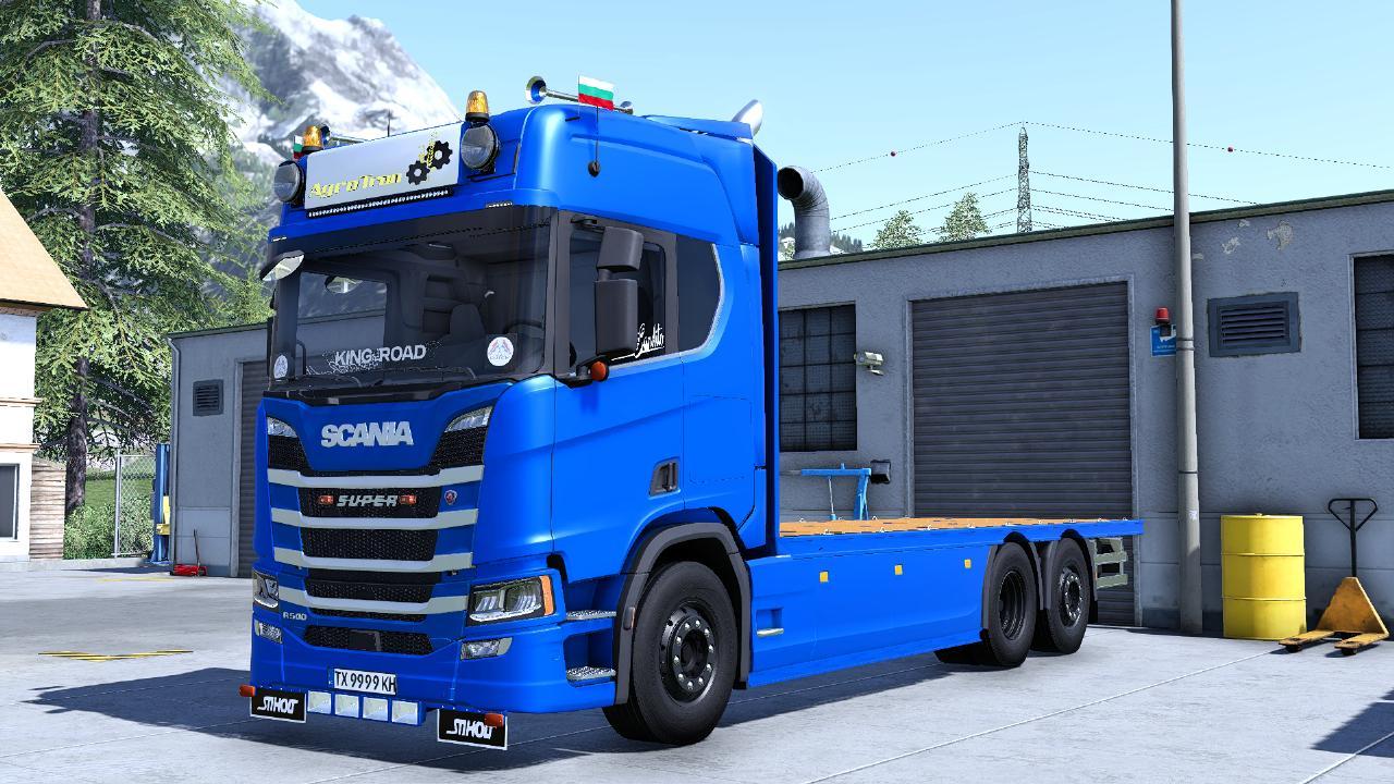Scania Next Gen R Pack