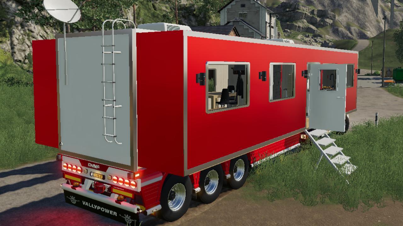 Wohnwagen LS19