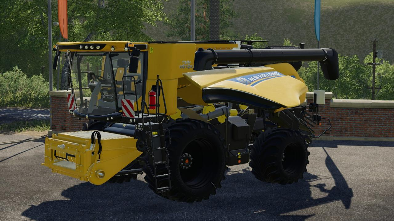 Serie 6.7.8.9 New Holland