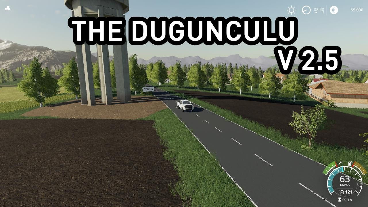 The Dugunculu Map