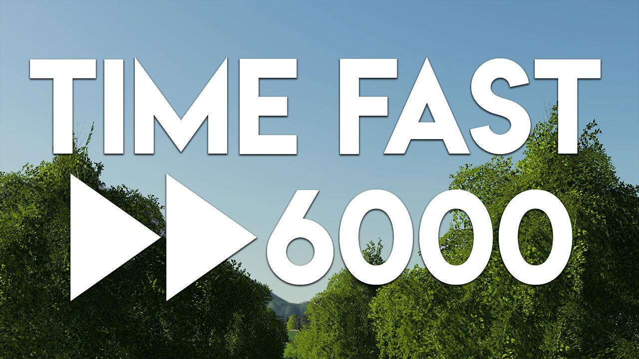 Time Fast 6000