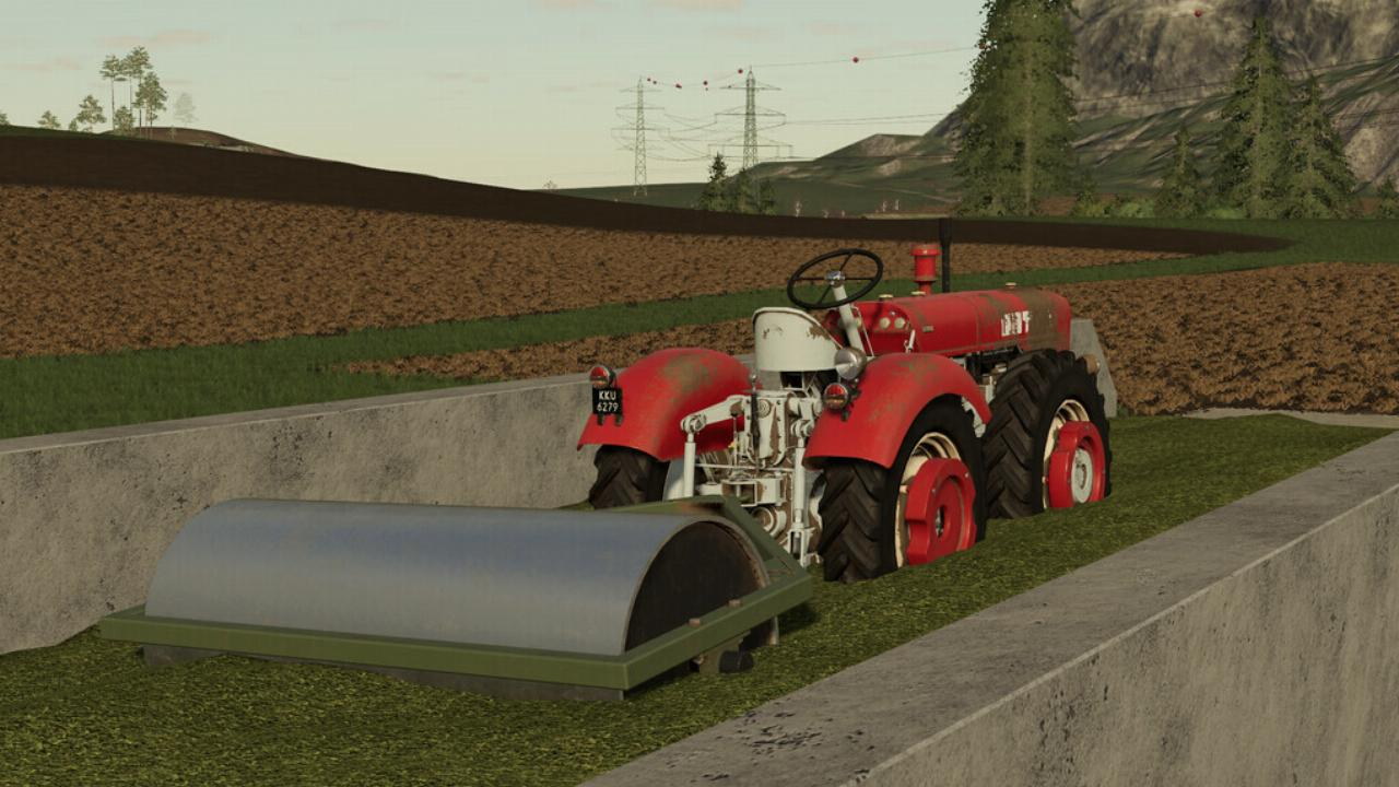 Agricultural Rollers FS19