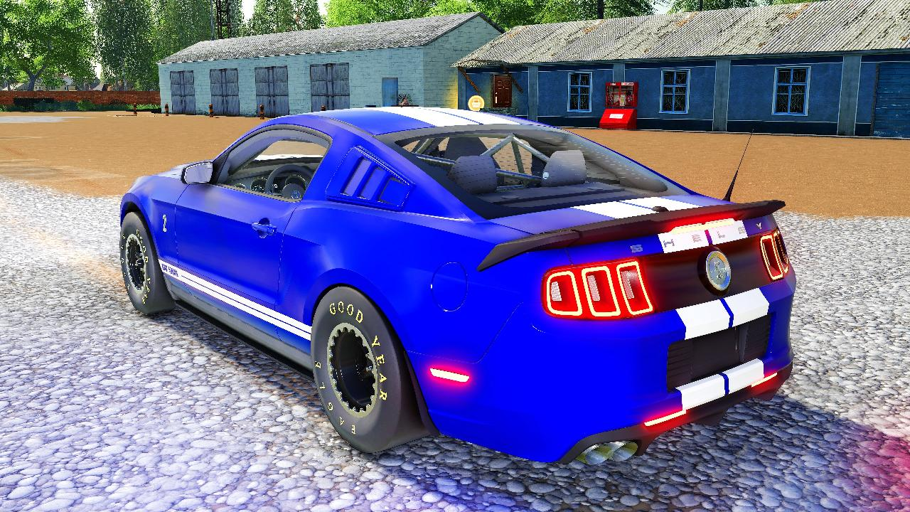 Ford Mustang S197 2013 FS19