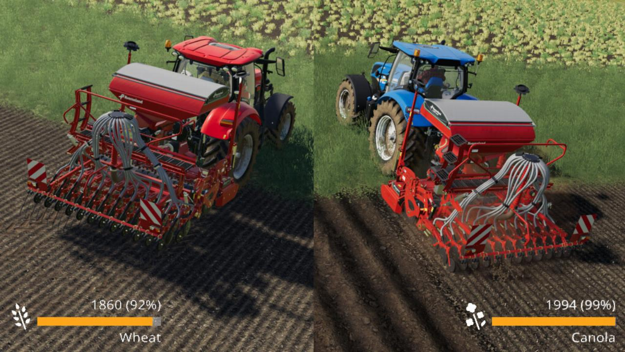 Real Seeds Usage FS19