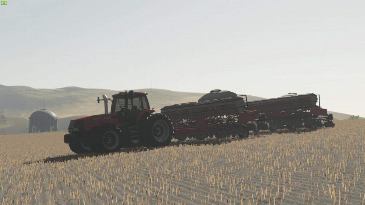 Case IH Easy Rise & New Holland PL5015 FS19