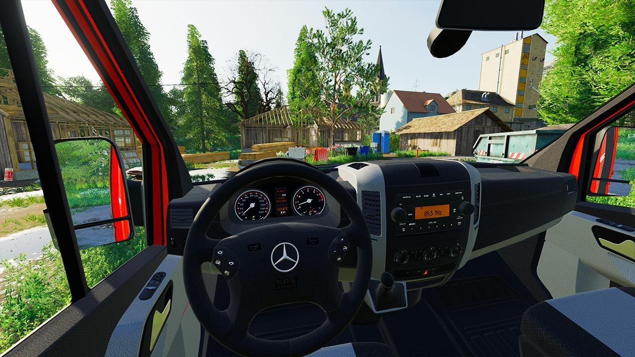 Mercedes Sprinter FS19