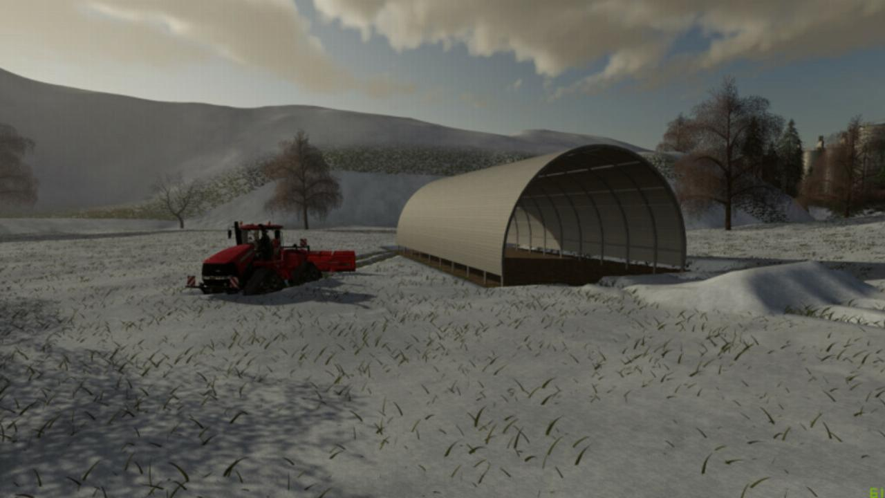 Hay Shed FS19
