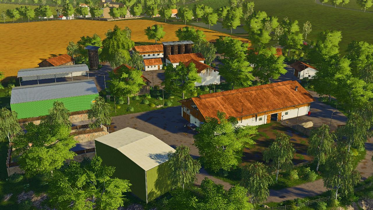 LossHugelland FS19