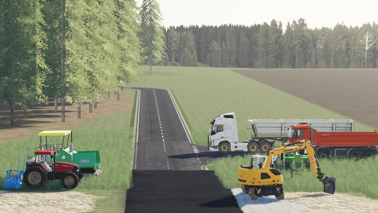Big road v2.0 FS19