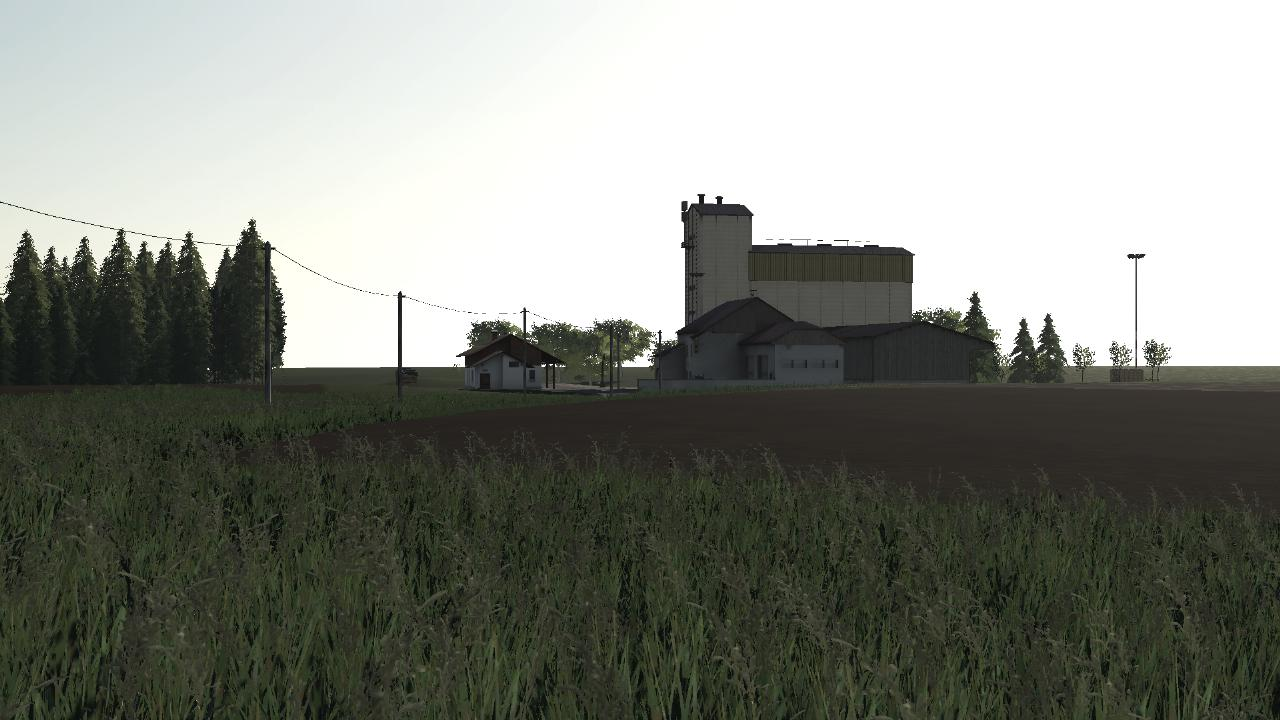 Addition of the farm